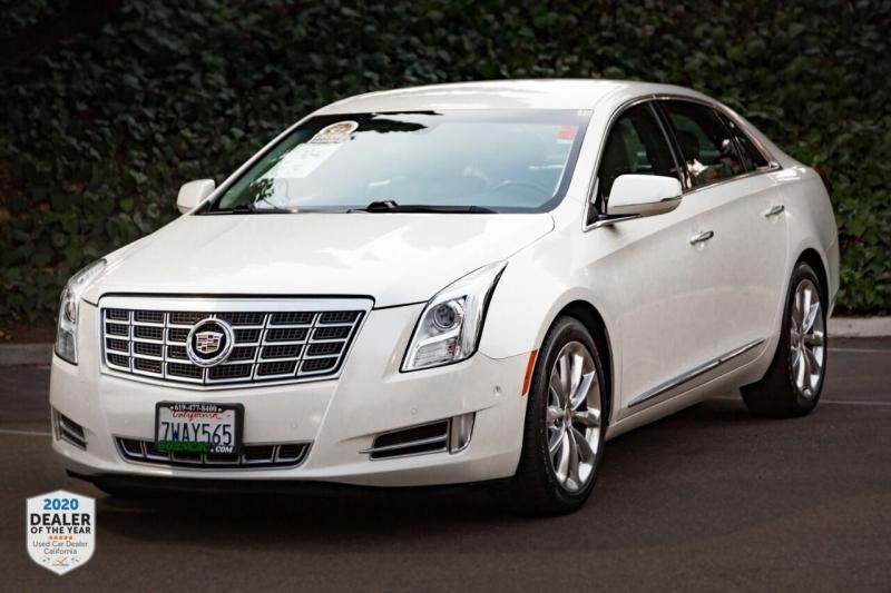 Cadillac XTS 2014 price $15,900
