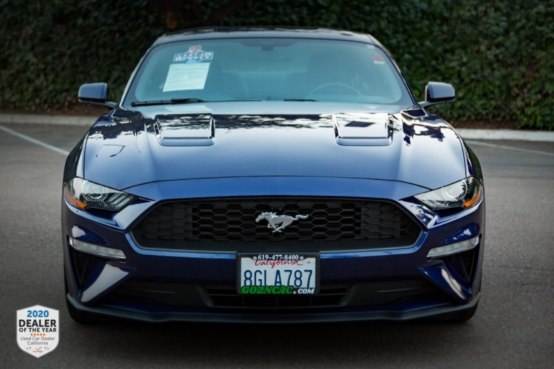 Ford Mustang 2018 price $25,990