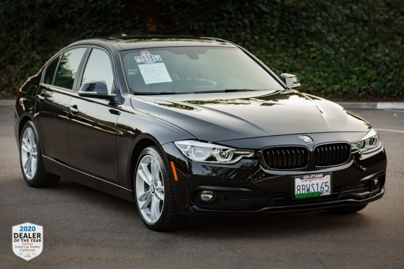 BMW 3 Series 2018 price $22,497