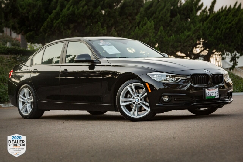 BMW 3 Series 2018 price $23,990