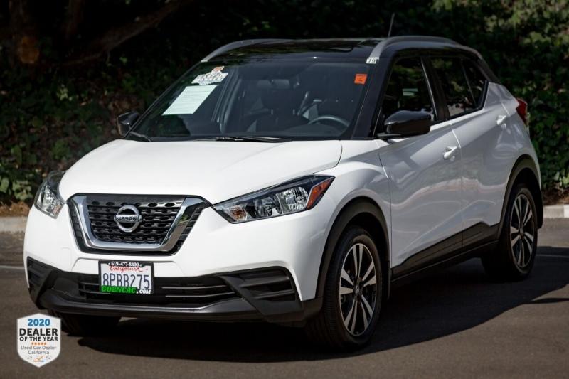 Nissan Kicks 2019 price $18,990