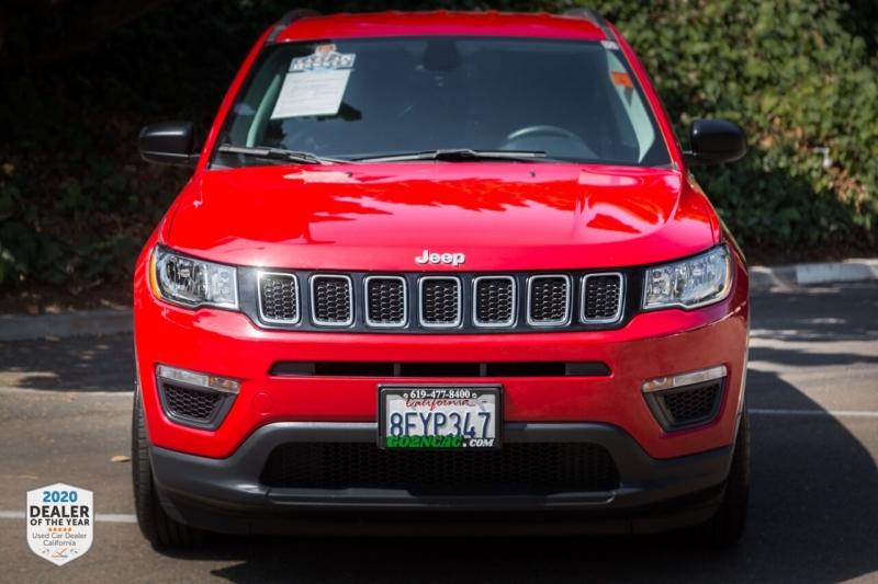 Jeep Compass 2018 price $19,999