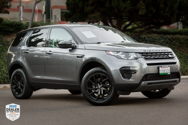Land Rover Discovery Sport 2017 price $26,990
