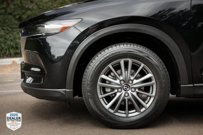 Mazda CX-5 2017 price $18,700