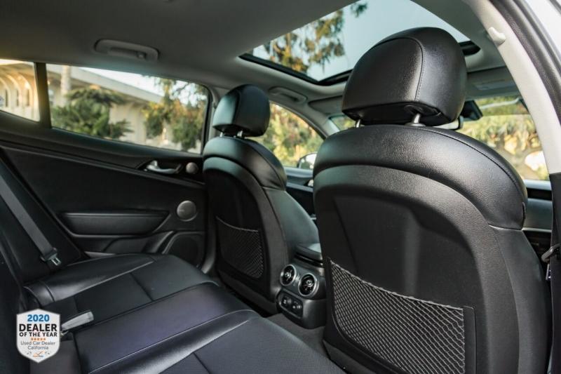 Kia Stinger 2018 price $30,900