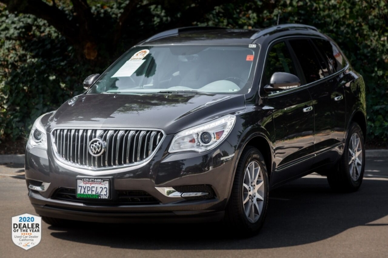Buick Enclave 2017 price $20,990
