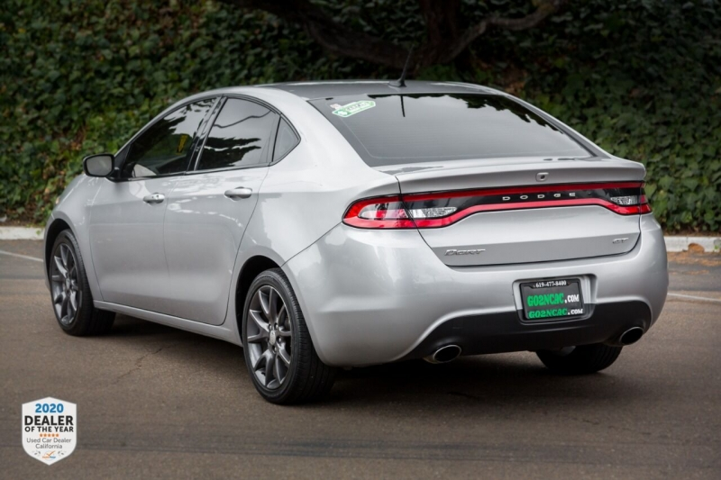 Dodge Dart 2016 price $14,900