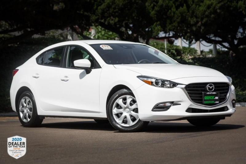 Mazda MAZDA3 2018 price $13,700