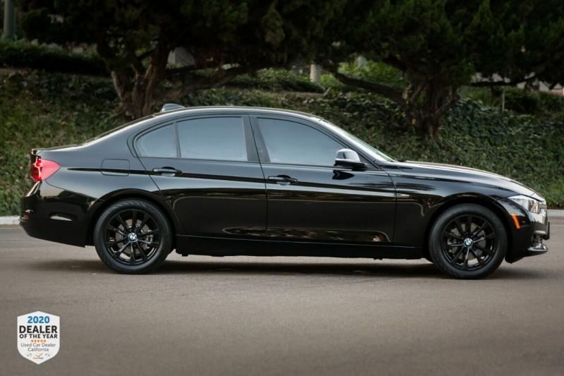 BMW 3 Series 2017 price $21,497
