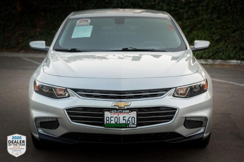 Chevrolet Malibu 2016 price $12,900