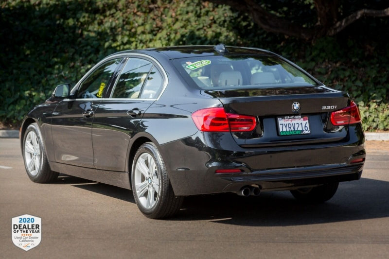 BMW 3 Series 2017 price $21,900