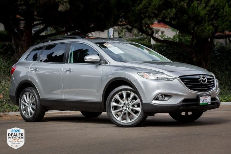 Mazda CX-9 2015 price $16,700
