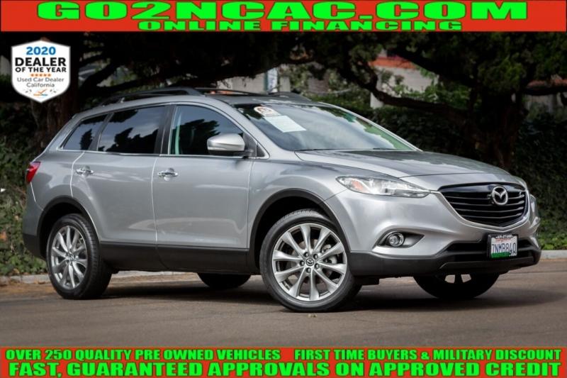 Mazda CX-9 2015 price $17,900