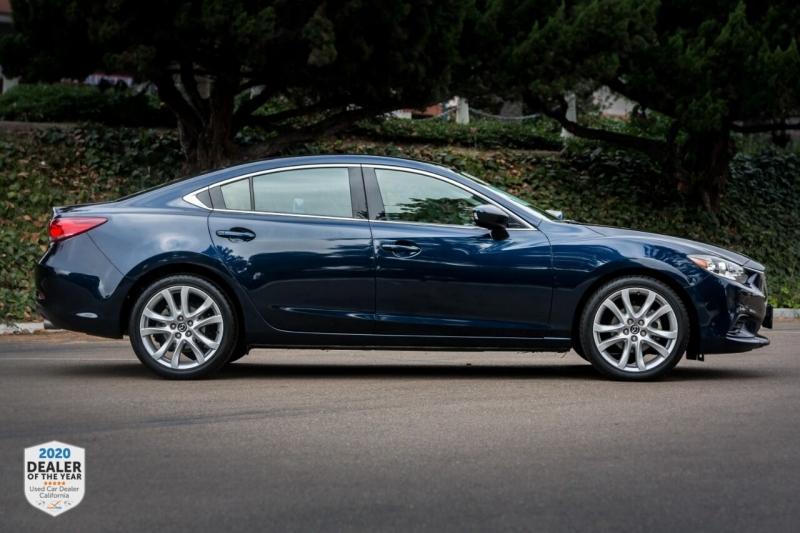 Mazda MAZDA6 2016 price $13,900