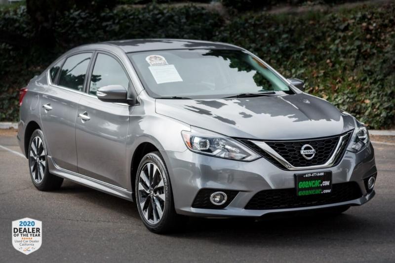 Nissan Sentra 2017 price $12,965