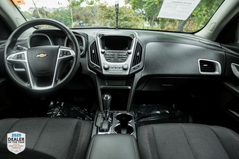 Chevrolet Equinox 2017 price $16,700