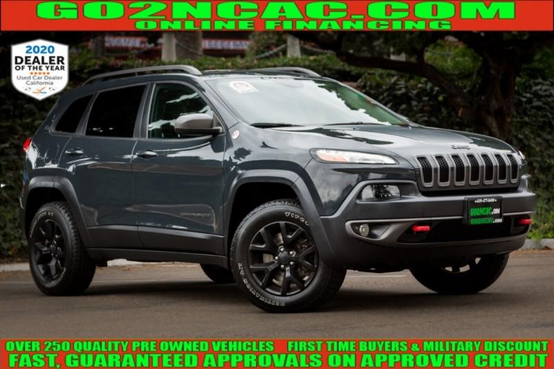 Jeep Cherokee 2017 price $23,990