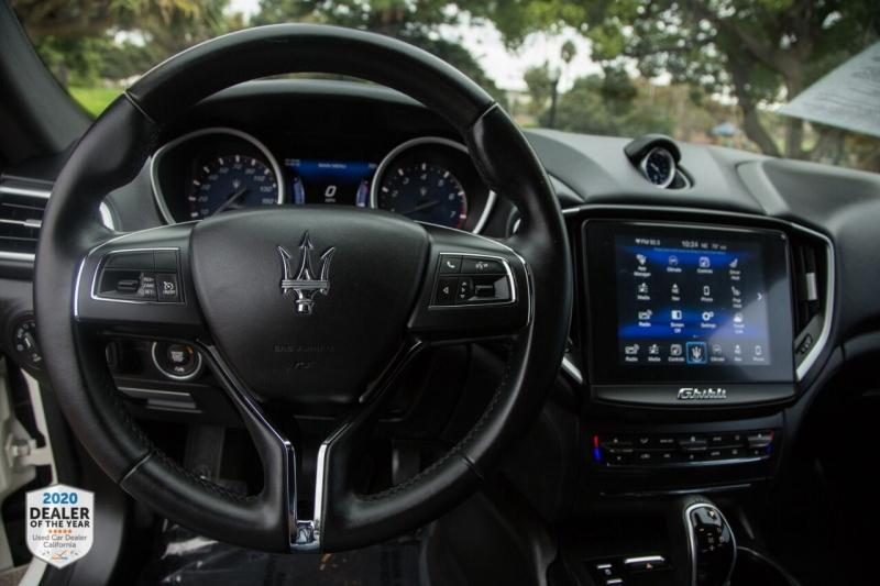 Maserati Ghibli 2017 price $37,900