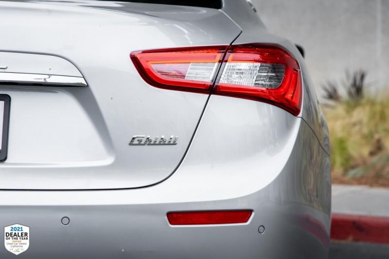 Maserati Ghibli 2017 price $35,500