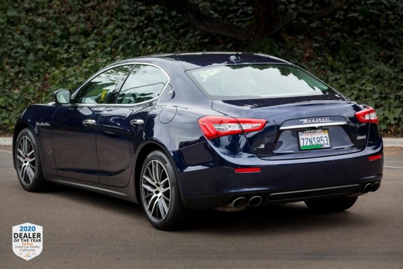 Maserati Ghibli 2017 price $38,700