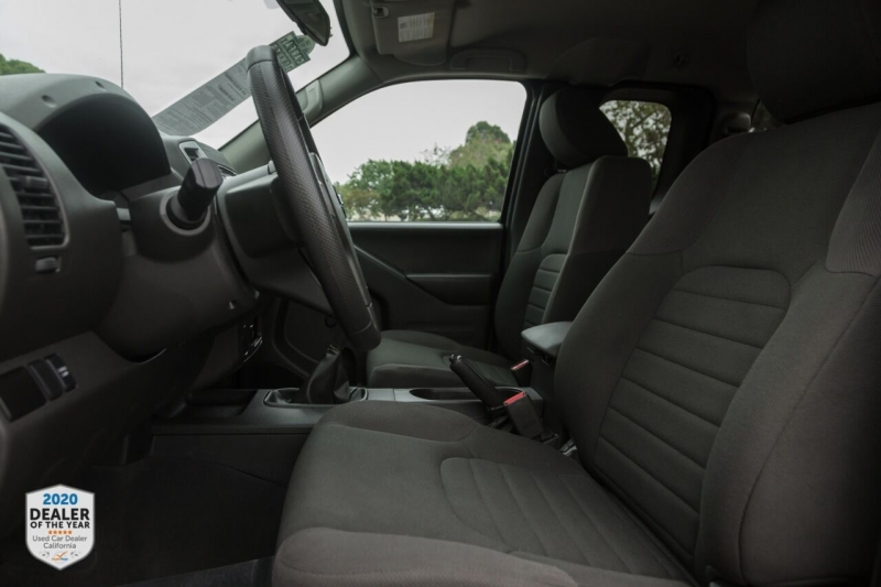 Nissan Frontier 2019 price $21,875