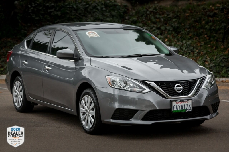 Nissan Sentra 2017 price $12,875