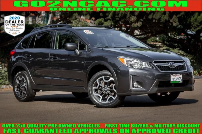 Subaru Crosstrek 2017 price $18,965