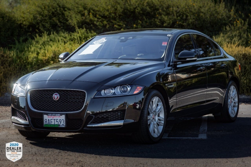 Jaguar XF 2017 price $24,990