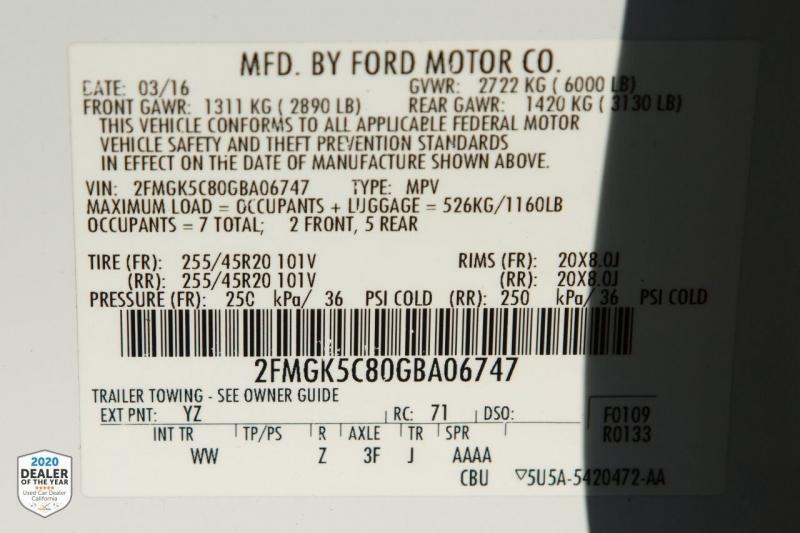 Ford Flex 2016 price $19,700