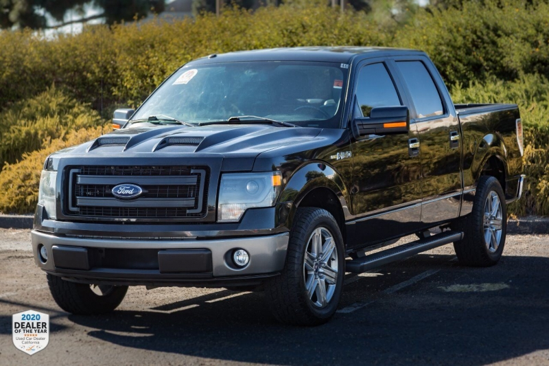 Ford F-150 2014 price $23,800