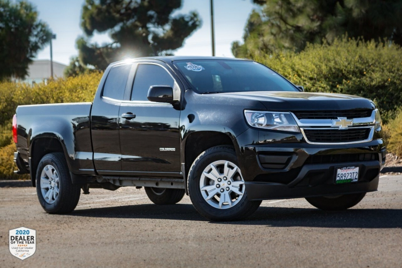 Chevrolet Colorado 2019 price $23,990