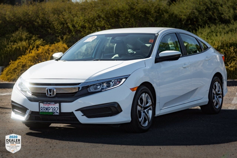 Honda Civic 2017 price $15,990