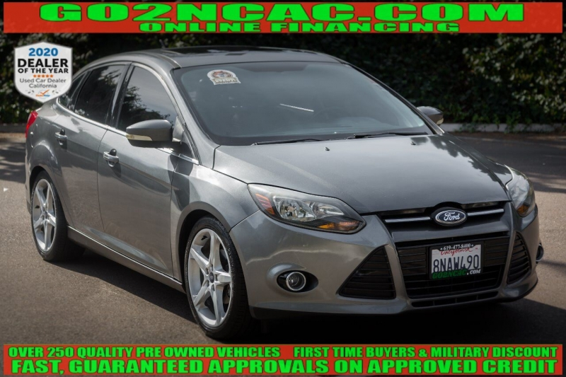 Ford Focus 2014 price $8,490