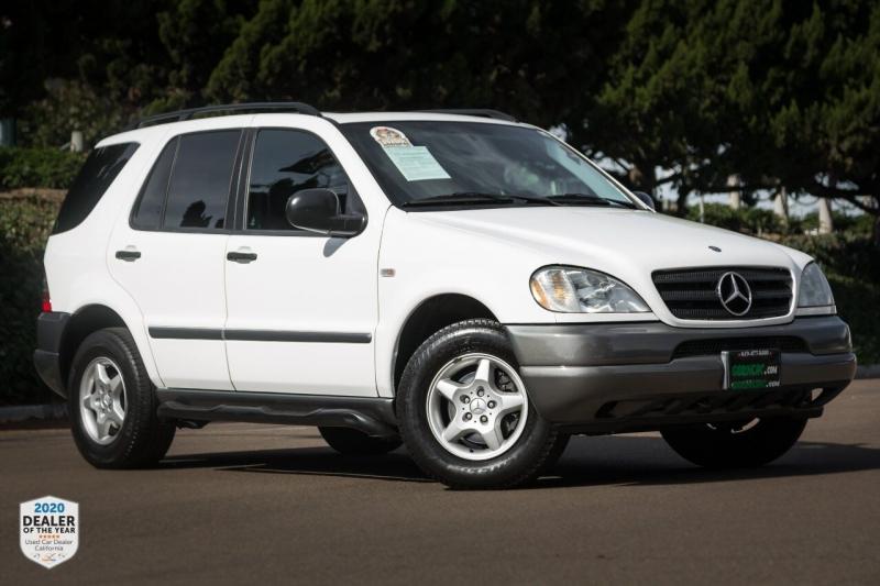 Mercedes-Benz M-Class 1999 price $8,900