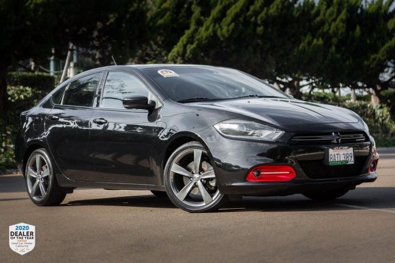 Dodge Dart 2015 price $13,700