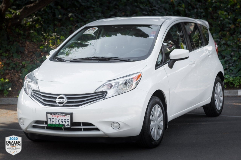 Nissan Versa Note 2015 price $8,990