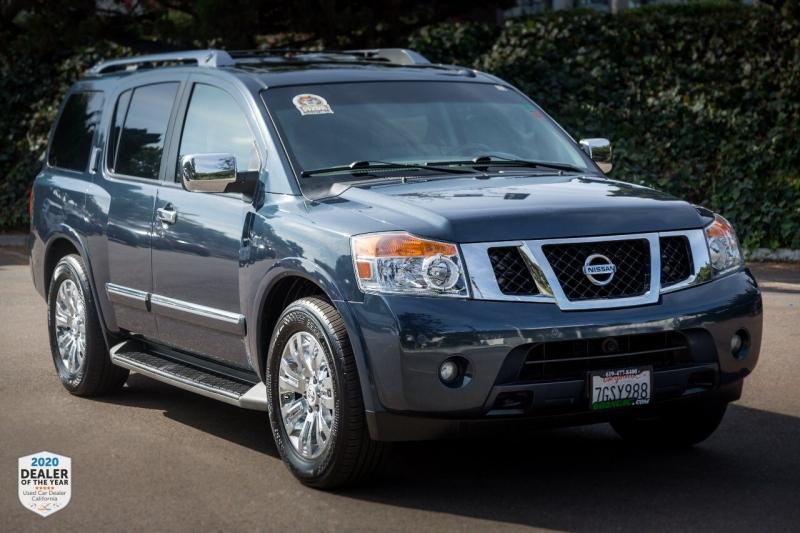 Nissan Armada 2015 price $23,700