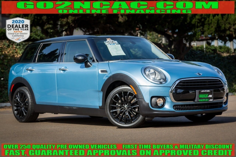 MINI Clubman 2016 price $15,997