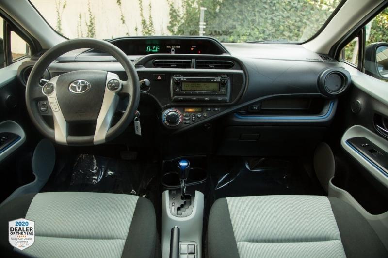 Toyota Prius c 2013 price $9,700