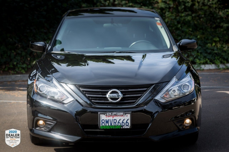 Nissan Altima 2018 price $16,990