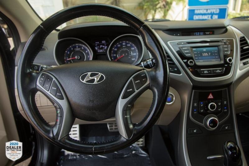 Hyundai Elantra 2015 price $10,900