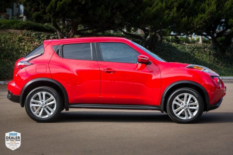Nissan JUKE 2017 price $14,990