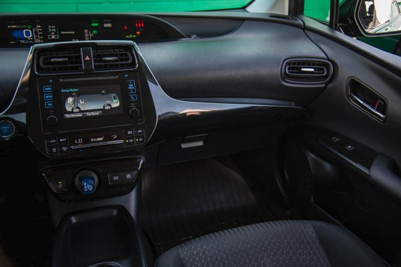 Toyota Prius 2017 price $15,497