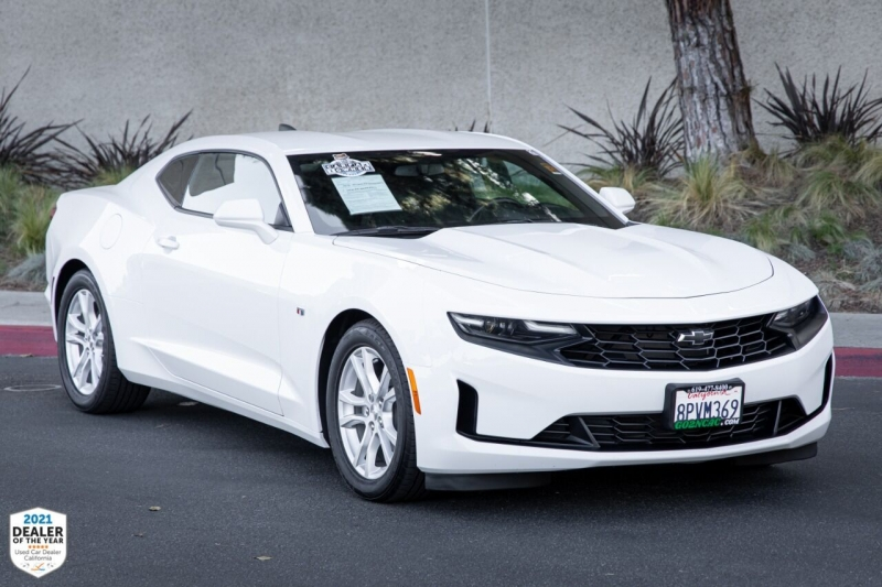 Chevrolet Camaro 2020 price $24,900
