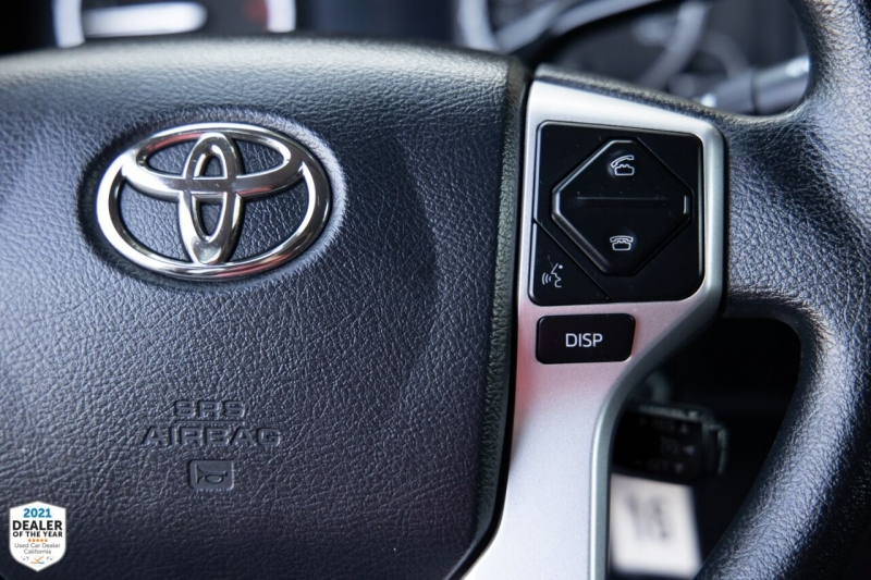 Toyota Tundra 2017 price $34,900