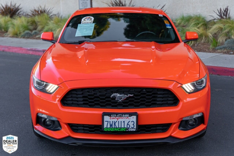 Ford Mustang 2016 price $20,700