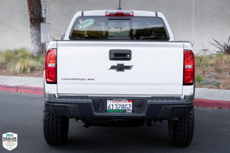 Chevrolet Colorado 2017 price $37,700