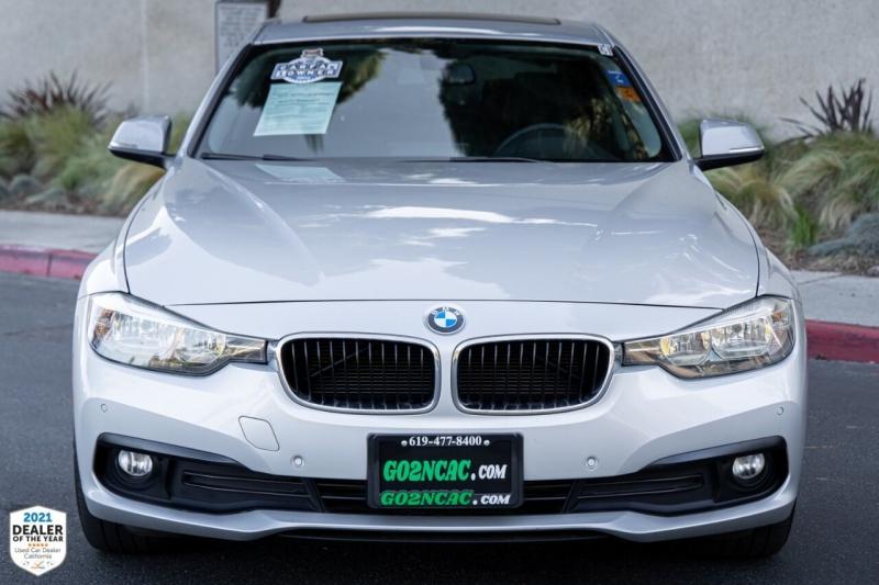 BMW 3 Series 2016 price $18,400