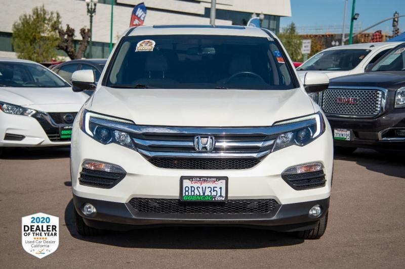 Honda Pilot 2017 price $24,900