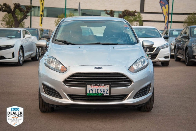 Ford Fiesta 2017 price $7,997